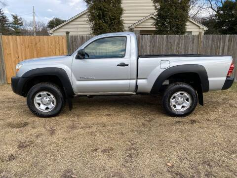 2006 Toyota Tacoma for sale at ALL Motor Cars LTD in Tillson NY