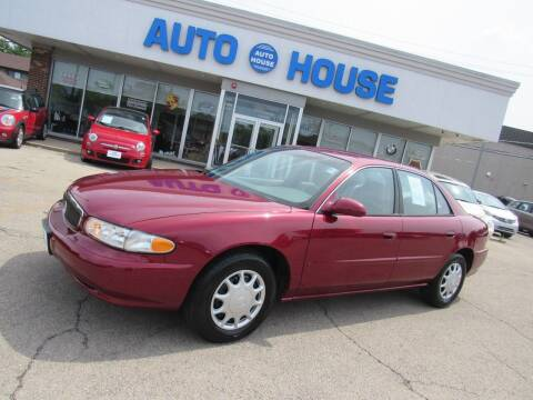 2004 Buick Century for sale at Auto House Motors in Downers Grove IL