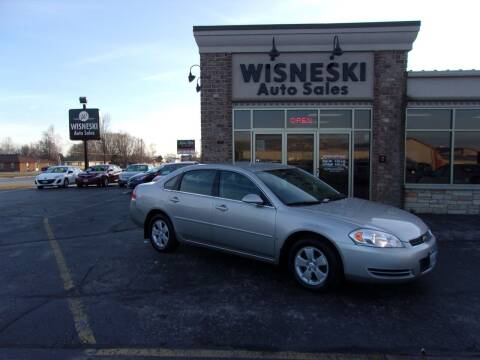 2007 Chevrolet Impala for sale at Wisneski Auto Sales, Inc. in Green Bay WI