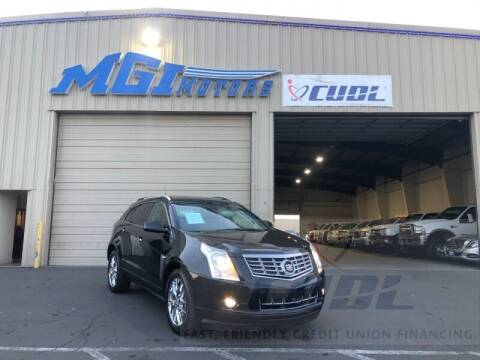 2013 Cadillac SRX for sale at MGI Motors in Sacramento CA