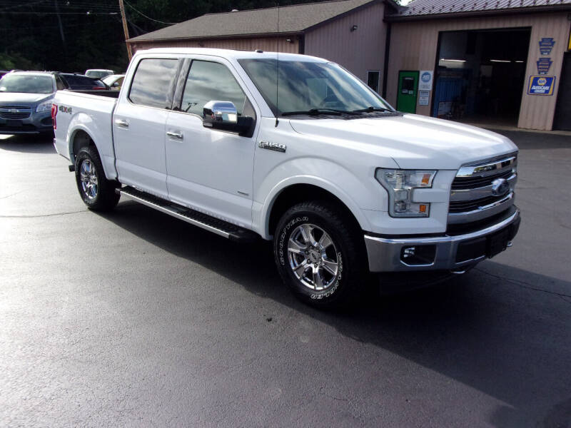 2017 Ford F-150 for sale at Dave Thornton North East Motors in North East PA