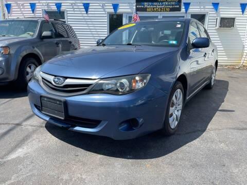 2011 Subaru Impreza for sale at Plaistow Auto Group in Plaistow NH