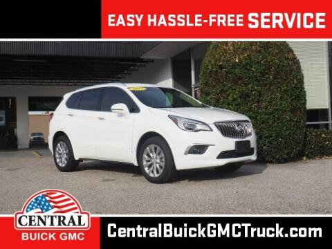 2017 Buick Envision for sale at Central Buick GMC in Winter Haven FL