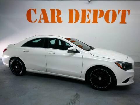 2014 Mercedes-Benz CLA for sale at Car Depot in Miramar FL