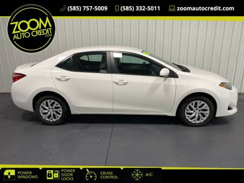 2019 Toyota Corolla for sale at ZoomAutoCredit.com in Elba NY