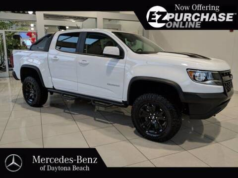 2020 Chevrolet Colorado for sale at Mercedes-Benz of Daytona Beach in Daytona Beach FL