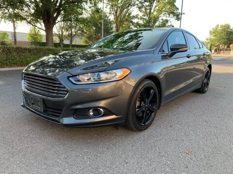 2016 Ford Fusion for sale at 707 Motors in Fairfield CA