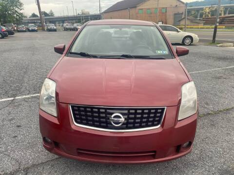 2008 Nissan Sentra for sale at YASSE'S AUTO SALES in Steelton PA