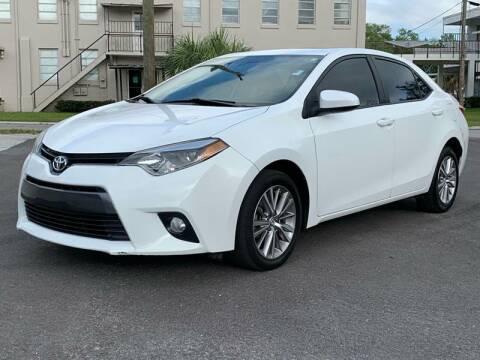 2015 Toyota Corolla for sale at Consumer Auto Credit in Tampa FL