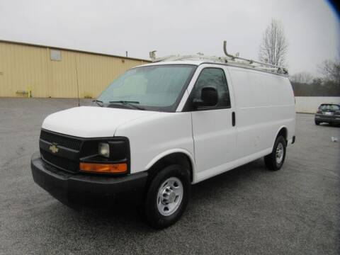 2013 Chevrolet Express Cargo for sale at 1st Choice Autos in Smyrna GA