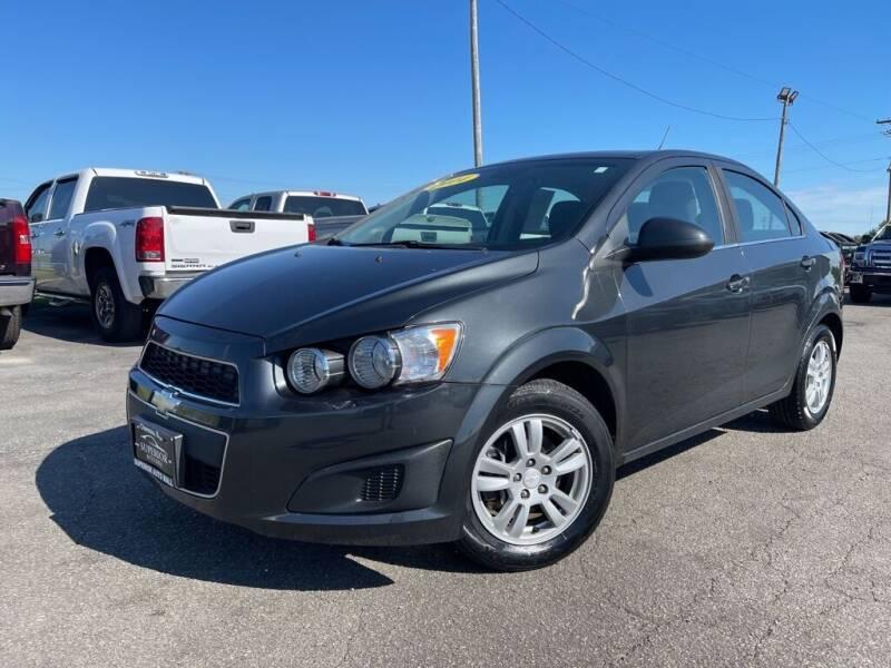 2014 Chevrolet Sonic for sale in Chenoa, IL