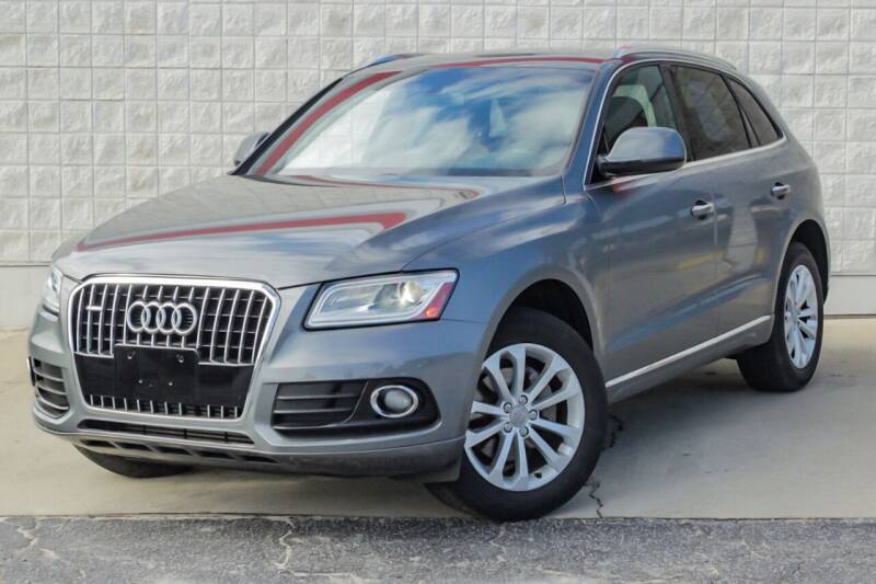 2015 Audi Q5 for sale at Cannon and Graves Auto Sales in Newberry SC