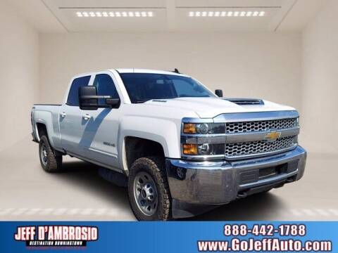 2019 Chevrolet Silverado 2500HD for sale at Jeff D'Ambrosio Auto Group in Downingtown PA