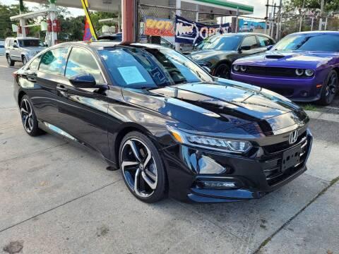 2020 Honda Accord for sale at LIBERTY AUTOLAND INC in Jamaica NY