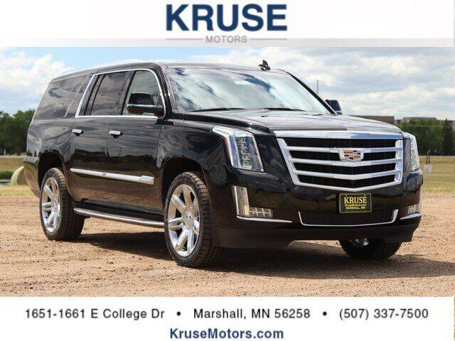 2018 Cadillac Escalade ESV for sale in Marshall, MN