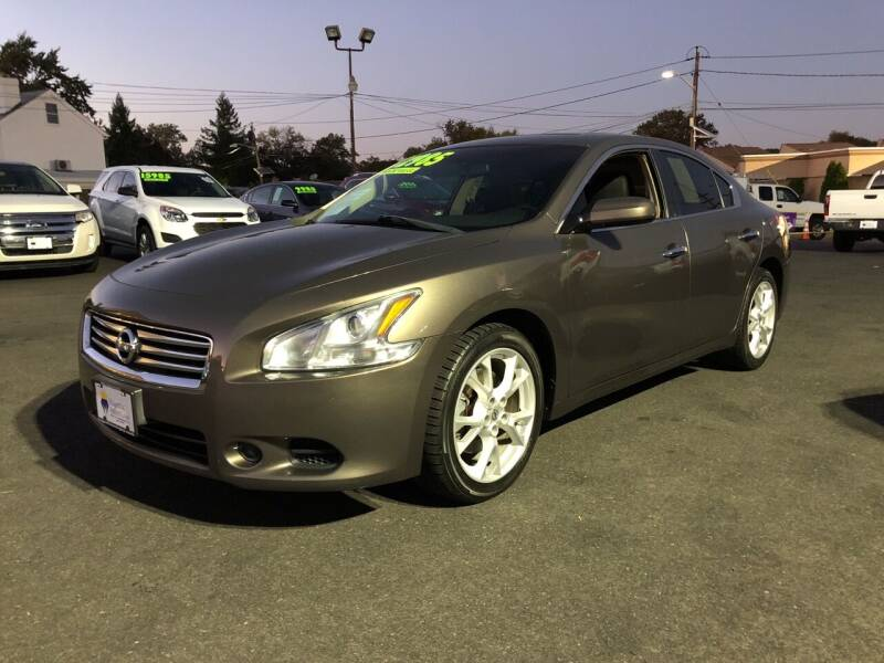 2014 Nissan Maxima for sale at Majestic Automotive Group in Cinnaminson NJ
