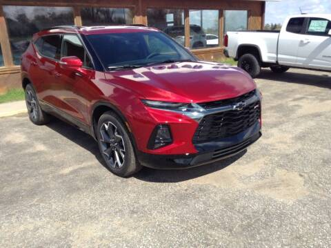 2021 Chevrolet Blazer for sale at Melton Chevrolet in Belleville KS
