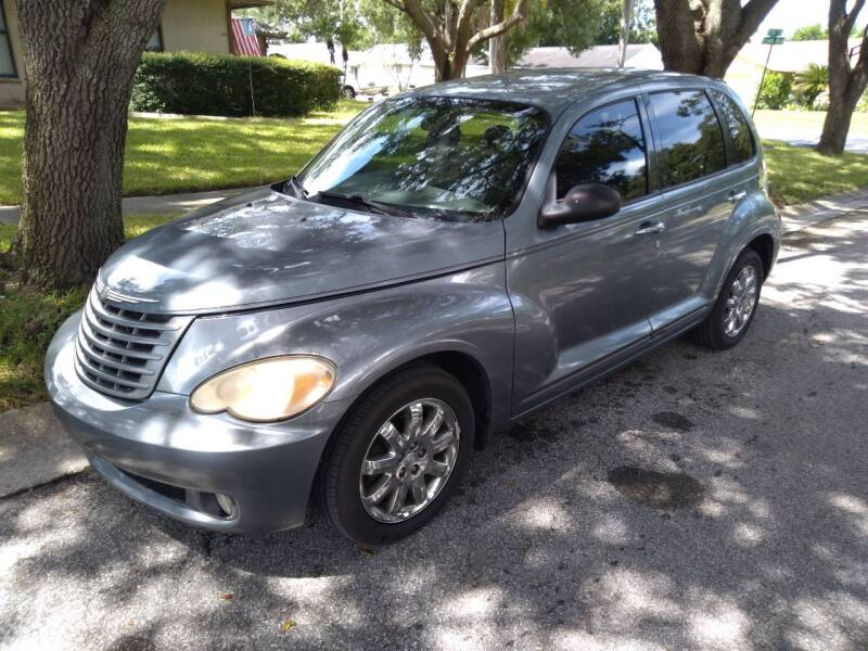 2009 Chrysler PT Cruiser for sale at Low Price Auto Sales LLC in Palm Harbor FL