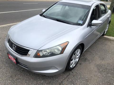 2008 Honda Accord for sale at STATE AUTO SALES in Lodi NJ