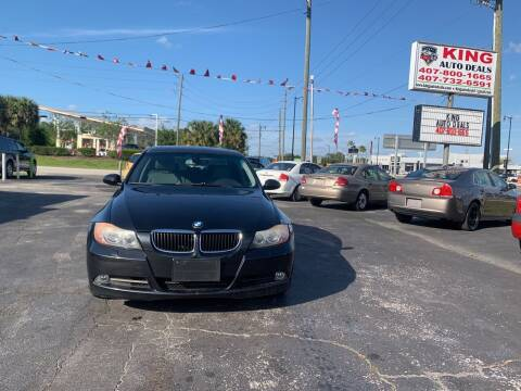 2007 BMW 3 Series for sale at King Auto Deals in Longwood FL