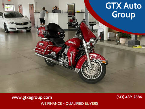 2012 Harley-Davidson FLHTCU for sale at GTX Auto Group in West Chester OH