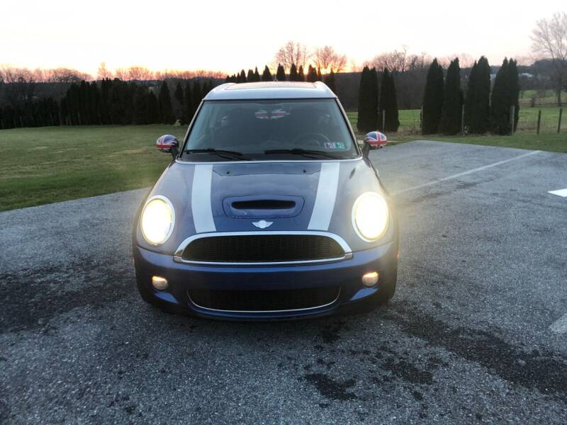 2008 MINI Cooper Clubman for sale at Adams Service Center and Sales in Lititz PA