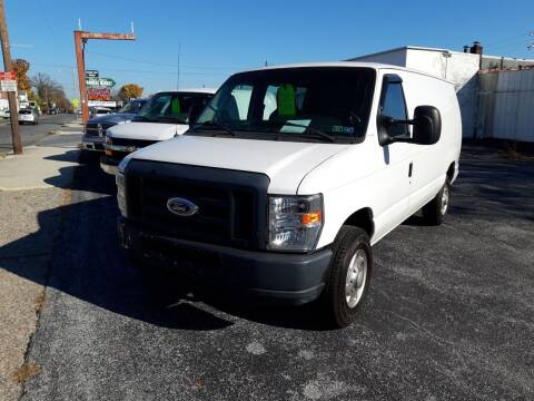 2012 Ford E-Series Cargo for sale at Automotive Fleet Sales in Lemoyne PA