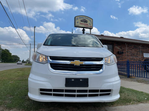 2015 Chevrolet City Express Cargo for sale at All Starz Auto Center Inc in Redford MI
