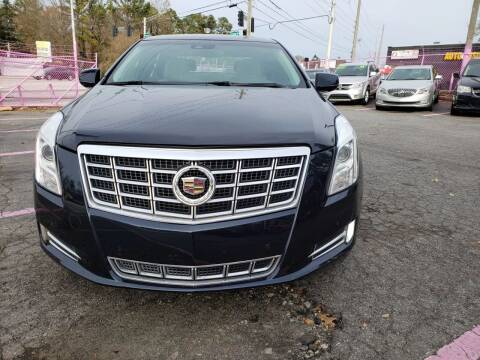 2014 Cadillac XTS for sale at Fast and Friendly Auto Sales LLC in Decatur GA