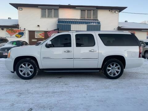 2013 GMC Yukon XL for sale at Twin City Motors in Grand Forks ND