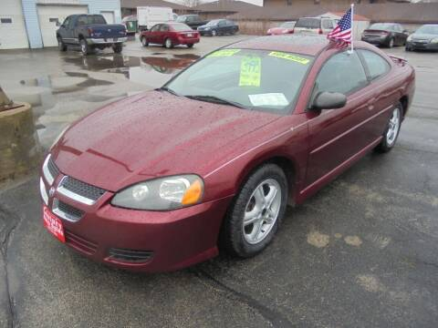 2004 Dodge Stratus for sale at Century Auto Sales LLC in Appleton WI