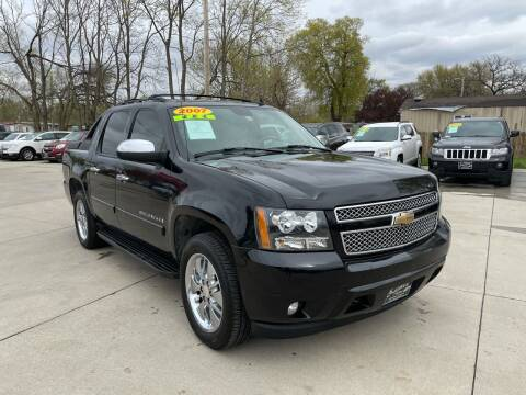 2007 Chevrolet Avalanche for sale at Zacatecas Motors Corp in Des Moines IA