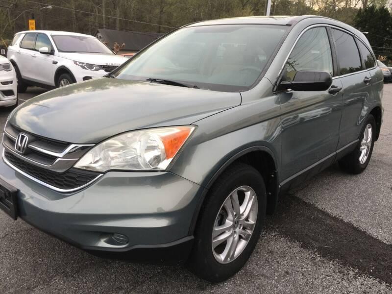 2011 Honda CR-V for sale at Highlands Luxury Cars, Inc. in Marietta GA