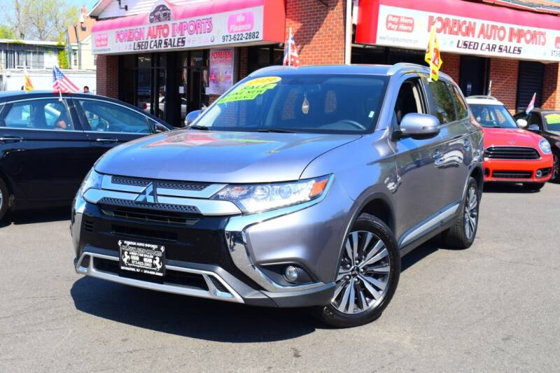2019 Mitsubishi Outlander for sale at Foreign Auto Imports in Irvington NJ