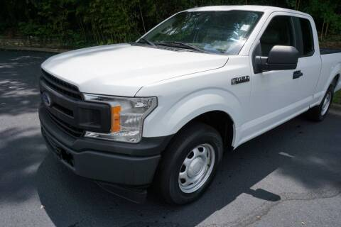 2018 Ford F-150 for sale at Modern Motors - Thomasville INC in Thomasville NC