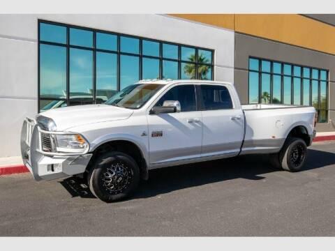 2012 RAM Ram Pickup 3500 for sale at REVEURO in Las Vegas NV