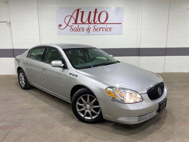 2008 Buick Lucerne for sale at Auto Sales & Service Wholesale in Indianapolis IN