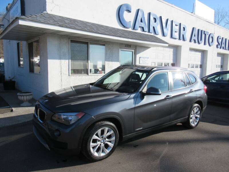 2014 BMW X1 for sale at Carver Auto Sales in Saint Paul MN