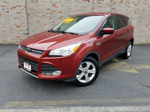 2014 Ford Escape for sale at GTR Auto Solutions in Newark NJ