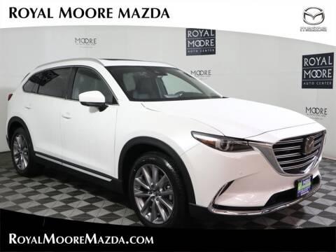 2021 Mazda CX-9 for sale at Royal Moore Custom Finance in Hillsboro OR
