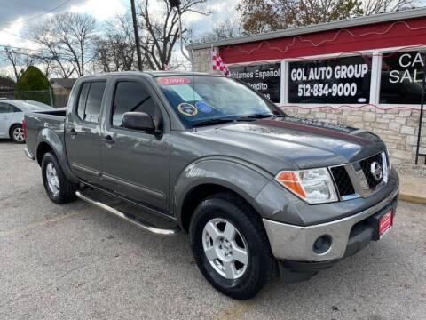 2006 Nissan Frontier for sale at GOL Auto Group in Austin TX