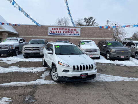 2014 Jeep Cherokee for sale at Brothers Auto Group in Youngstown OH