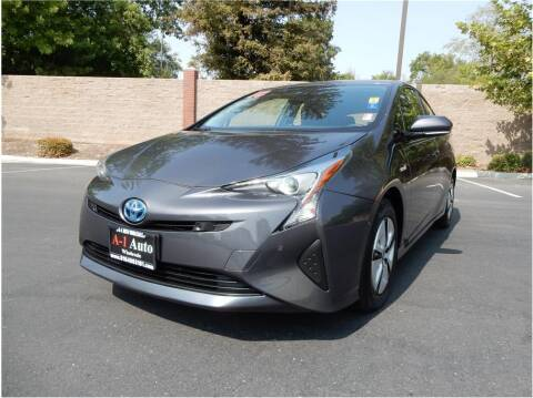 2018 Toyota Prius for sale at A-1 Auto Wholesale in Sacramento CA