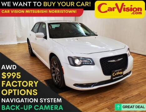 2015 Chrysler 300 for sale at Car Vision Mitsubishi Norristown in Trooper PA