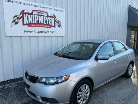 2011 Kia Forte for sale at Team Knipmeyer in Beardstown IL