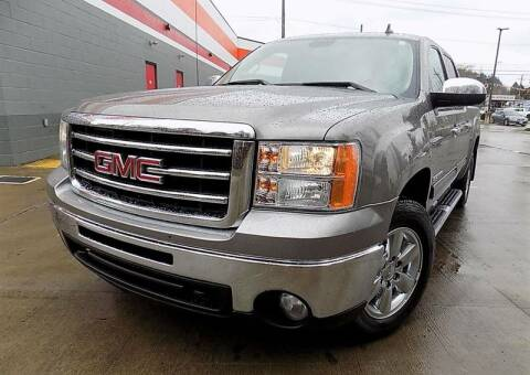 2012 GMC Sierra 1500 for sale at A1 Group Inc in Portland OR