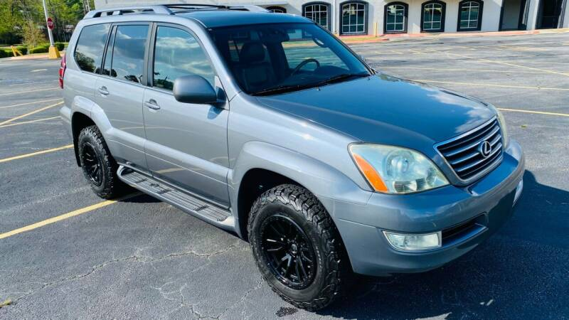2006 Lexus GX 470 for sale at H & B Auto in Fayetteville AR
