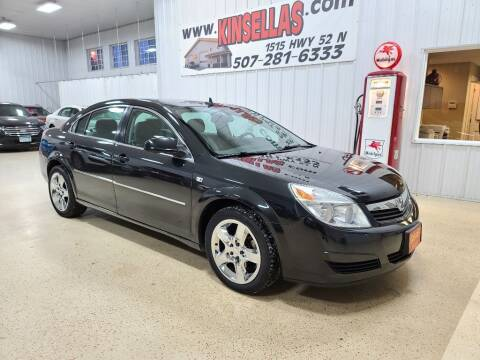 2008 Saturn Aura for sale at Kinsellas Auto Sales in Rochester MN