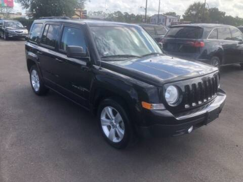 2017 Jeep Patriot for sale at Empire Automotive Group Inc. in Orlando FL