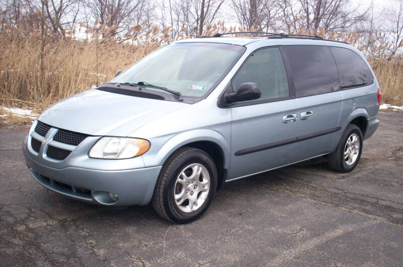2002 Dodge Grand Caravan for sale at Action Auto Wholesale - 30521 Euclid Ave. in Willowick OH